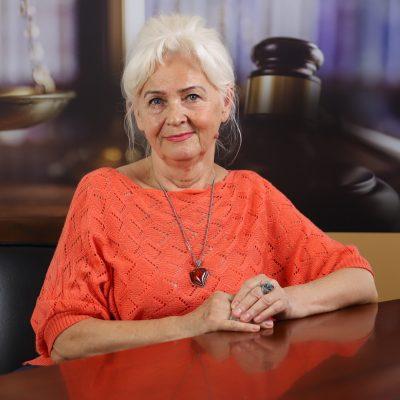 Zofia Jakubik - Członek Rady Nadzorczej